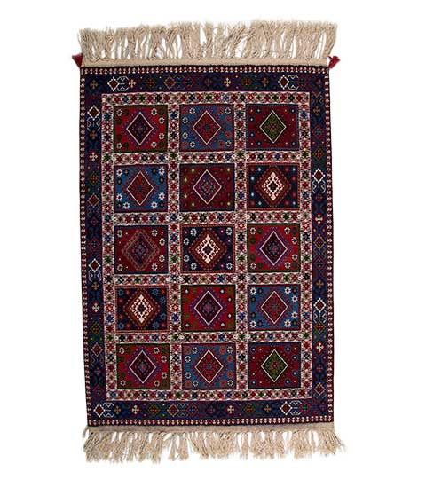 قیمت فرش دستباف ذرع ونیم
